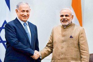 भारत इजराइल