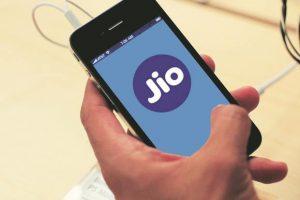 जिओ का नया फ़ोन