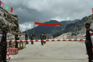 भारतीय चीन सीमा डोकलाम