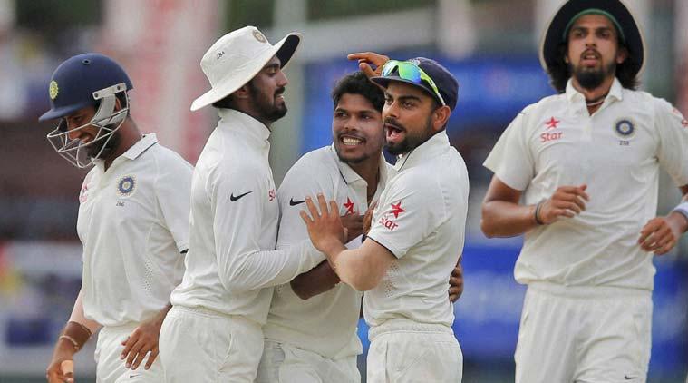 भारत की घातक गेंदबाजी