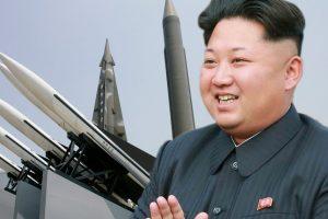 किम जोंग उन उत्तर कोरिया मिसाइल टेस्ट