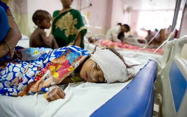 गोरखपुर बीआरडी अस्पताल
