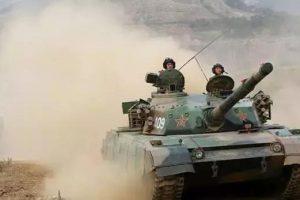 चीन युद्धाभ्यास