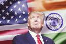 डोनाल्ड ट्रम्प भारत