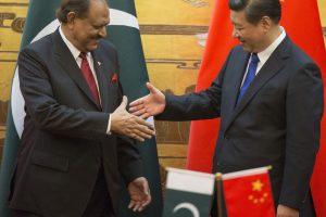 चीन पाकिस्तान आर्थिक गलियारा