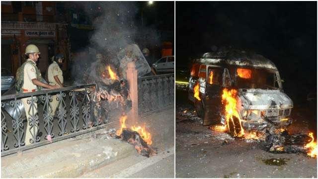जयपुर में कर्फ्यू