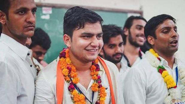 डीयु छात्रसंघ चुनाव