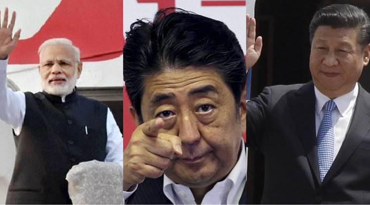 भारत-जापान मजबूत रिश्तों से चीन