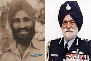 मार्शल अर्जन सिंह का निधन