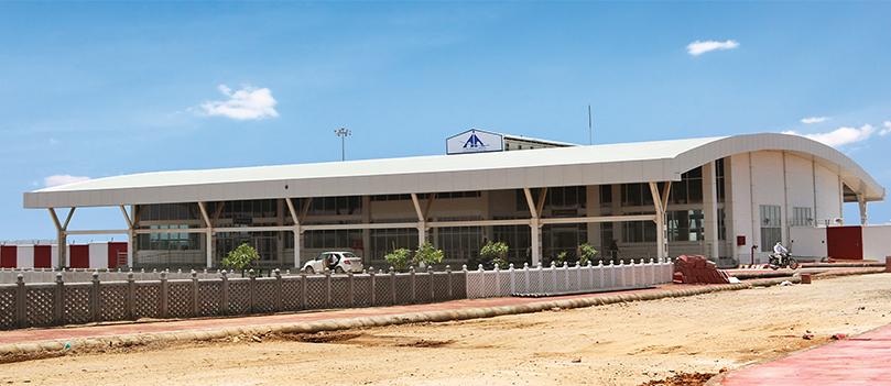 अजमेर - किशनगढ़ एयरपोर्ट