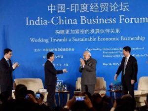 भारत चीन व्यापार सम्बन्ध