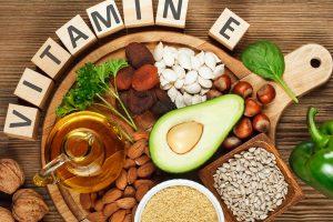 विटामिन ई फायदे, नुकसान, स्त्रोत, भोजन vitamin e in hindi