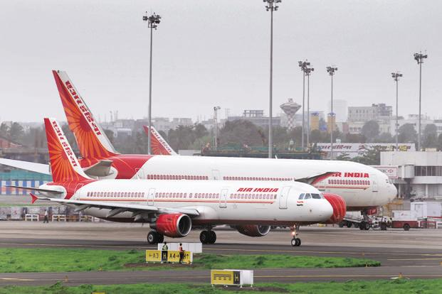 एयर इंडिया की खरीददारी