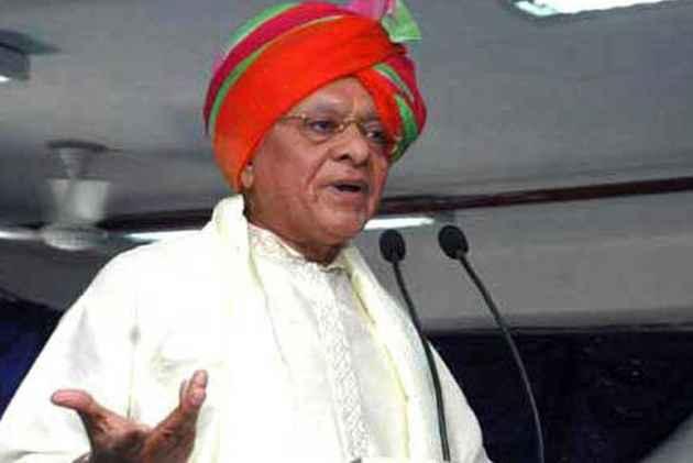 पूर्व मुख्यमंत्री शंकर सिंह वाघेला