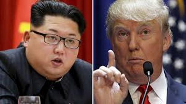 अमेरिका उत्तर कोरिया