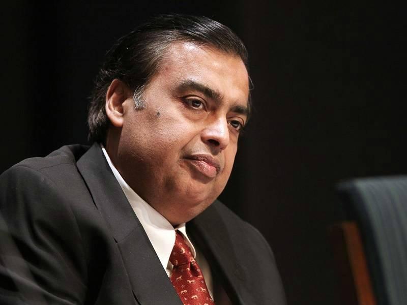 मुकेश अंबानी भारत अर्थव्यवस्था