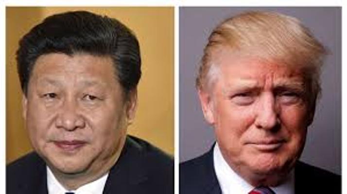 अमेरिका चीन राष्ट्रपति