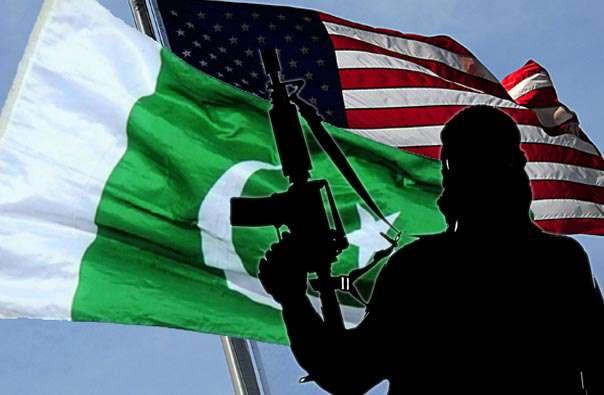 अमेरिका पाकिस्तान