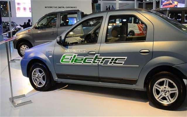 भारत इलेक्ट्रिक वाहन