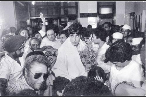 जीत के बाद अमिताभ बच्चन