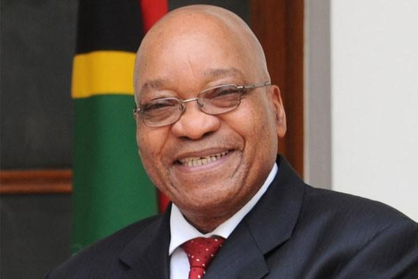 दक्षिण अफ्रीका राष्ट्रपति