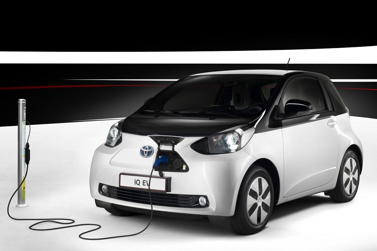 टोयोटा इलेक्ट्रिक वाहन