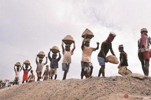नोटबंदी के बाद रोजगार सृजन का आंकड़ा