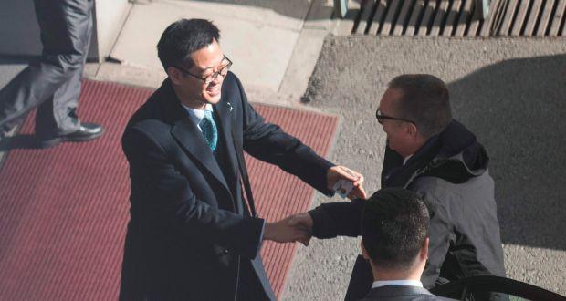 संयुक्त राष्ट्र चीफ उत्तर कोरिया