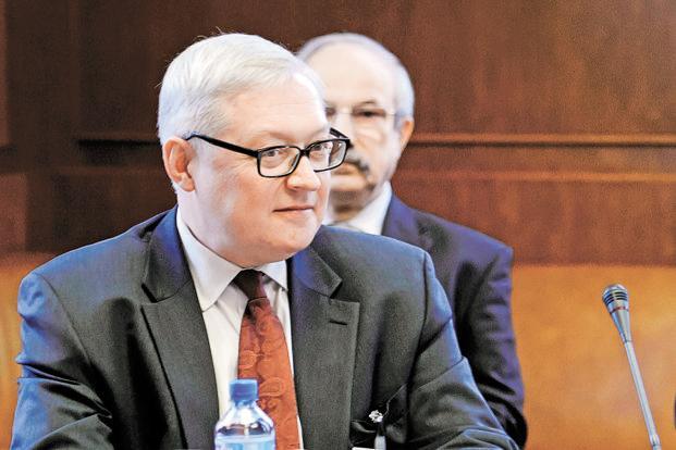 रूस उप विदेश मंत्री एनएसजी