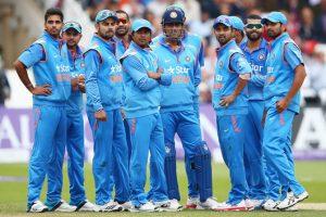 भारतीय क्रिकेट टीम,