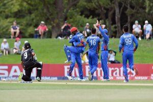 अंडर-19 विश्व कप अफगानिस्तान