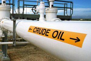 कच्चे तेल की कीमतें