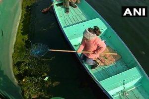 जन्नत जम्मू कश्मीर डल झील
