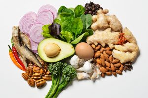 दिमाग भोजन food for healthy brain and memory in hindi