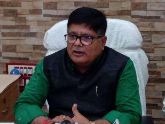 बिहार के मंत्री सुरेश शर्मा
