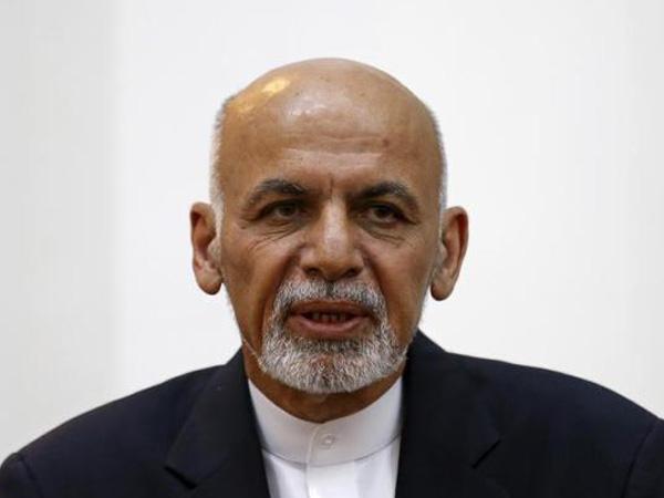 अफगान राष्टपति अशरफ गनी
