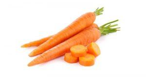 गाजर फेस पैक गोरा होने के लिए