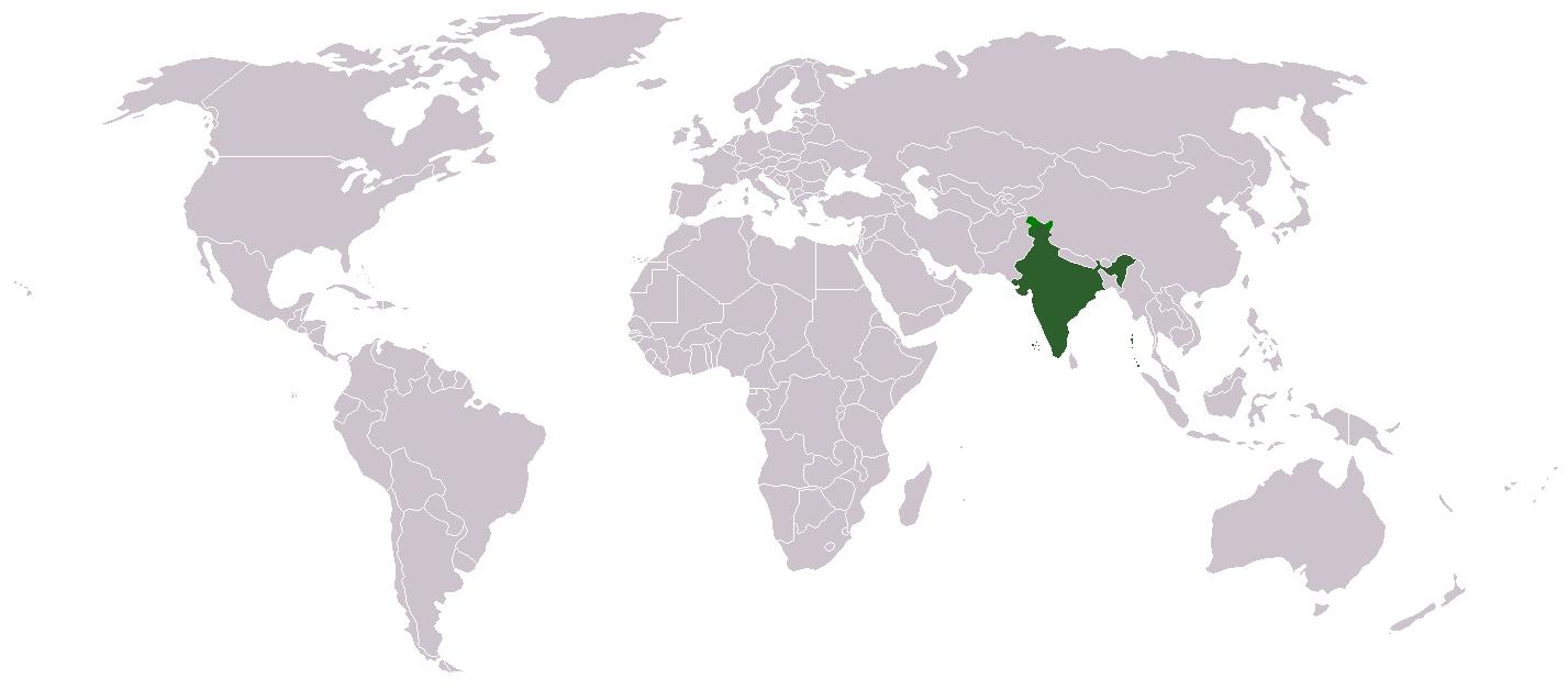 विश्व में भारत का योगदान