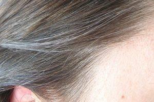 सफ़ेद बाल काले करें
