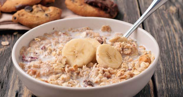 नाश्ते का भोजन ओट्स