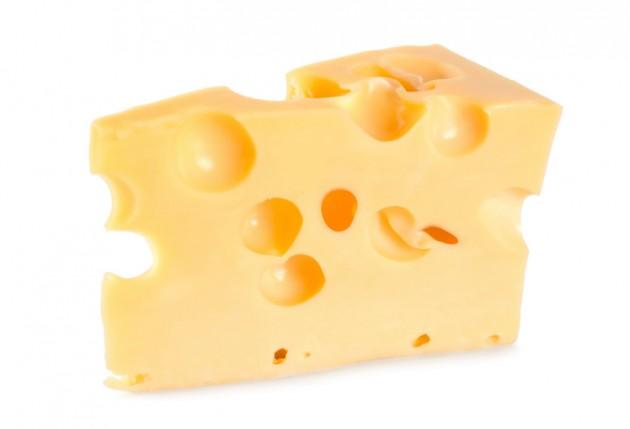 चीज नाश्ते का भोजन
