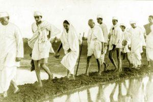 महात्मा गाँधी की दांडी यात्रा