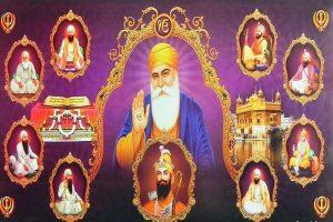 सिख धर्म के 10 गुरु