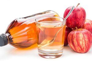सेब का सिरका केफायदे