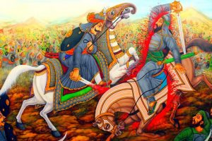 हल्दीघाटी का युद्ध haldighati ka yudh in hindi