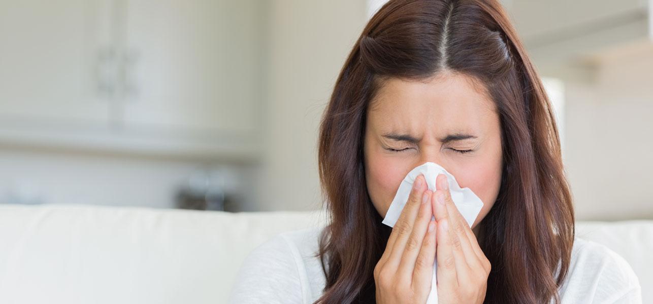 छींक लाने के 10 लाभदायक उपाय