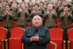 उत्तर कोरिया किम जोंग उन
