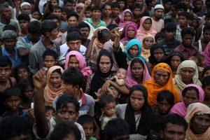 रोहिंग्या मुस्लिम भारत