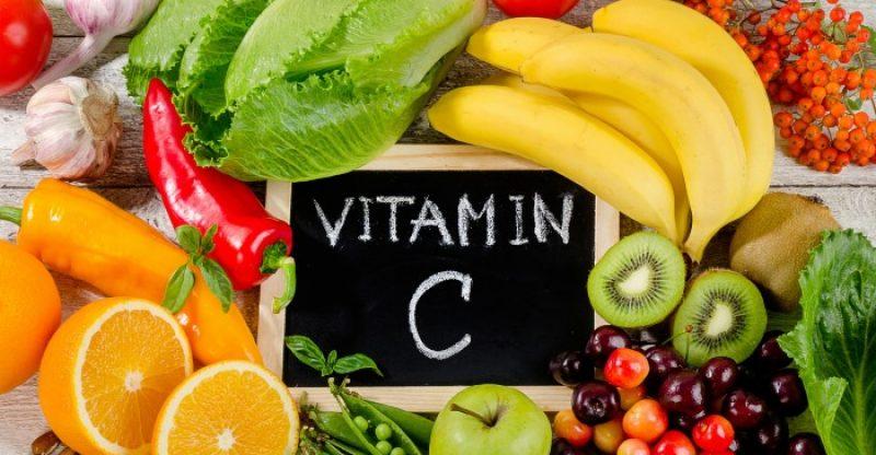 विटामिन सी की कमी