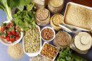 शाकाहारी प्रोटीन स्त्रोत